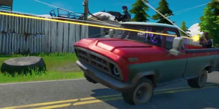 Fortnite: on en sait plus sur l'arrivée des nouveaux véhicules !