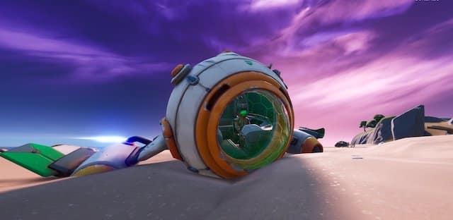 Fortnite: un premier aperçu d'un nouveau lieu dans le jeu !