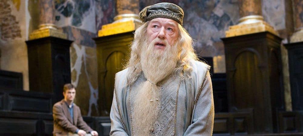 Harry Potter: Albus Dumbledore est mort à un âge avancé !