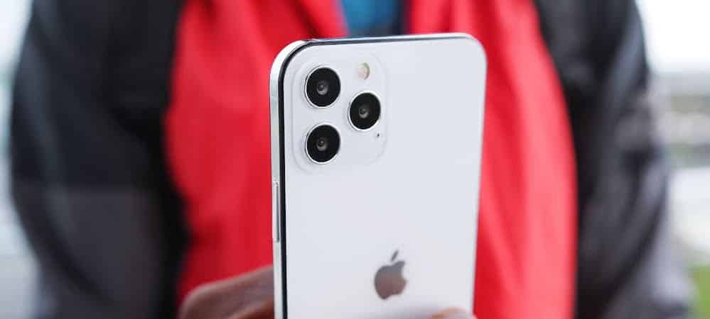 iPhone 12- le smartphone sortira avec quelques semaines de retard !