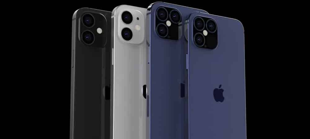iPhone 12 Pro: Apple propose 6 Go de RAM pour la première fois !