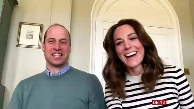 Kate Middleton et le prince William en vacances sur une île paradisiaque 640