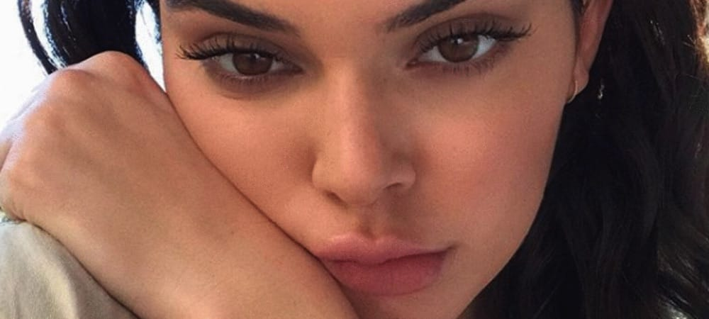 Kendall Jenner s'affiche masquée et en tenue décontractée !