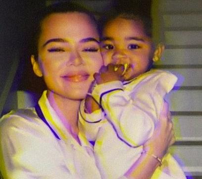 Khloé Kardashian: sa petite True fait fondre la Toile !