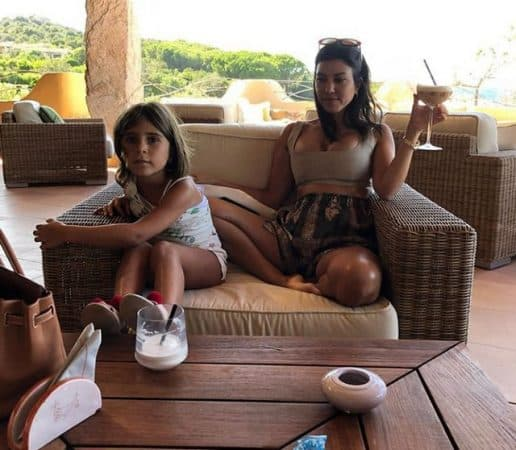 Kourtney Kardashian: sa belle déclaration à sa fille Penelope !