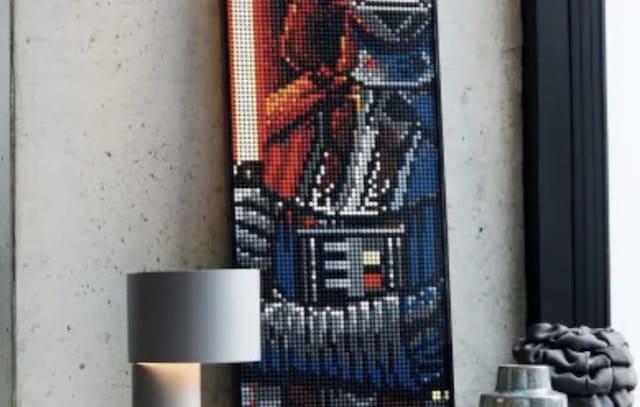 Lego imagine des posters en briquettes spécial pop culture !