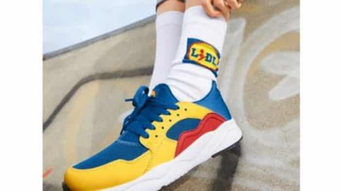 Lidl France sur le point de sortir des sneakers très originales !