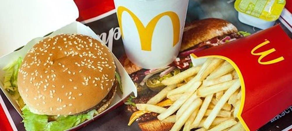 McDonald's- poursuit sa révolution écologique 1000