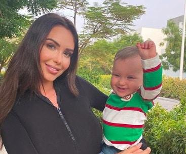 Nabilla: son petit Milann apprend déjà l'anglais grâce à elle !