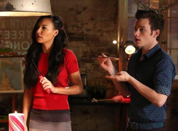 Naya Rivera- le casting de Glee lui rend hommage sur les réseaux sociaux 640