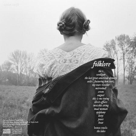 La pochette de folklore