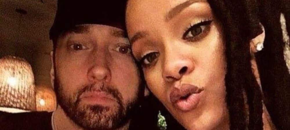 Rihanna et Eminem: une nouvelle collab' dans les tuyaux ?