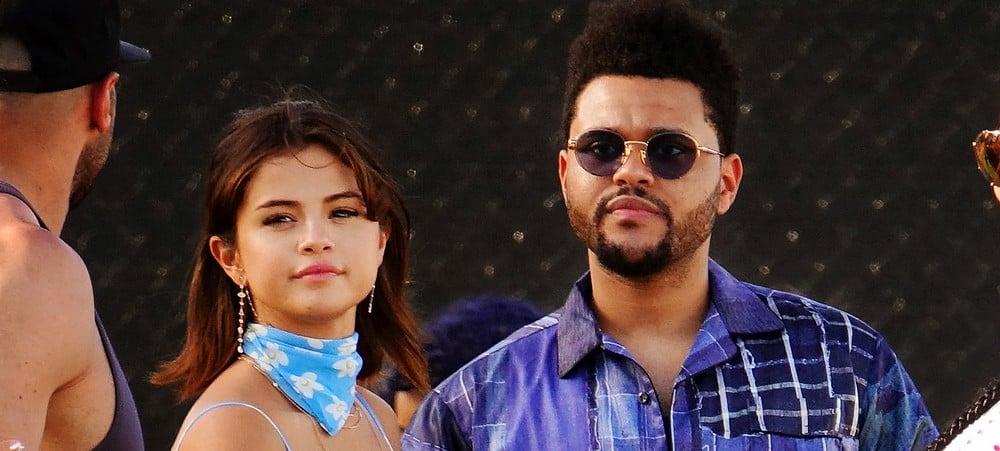 Selena Gomez son ex The Weeknd lui aurait souhaité un bon anniversaire1000