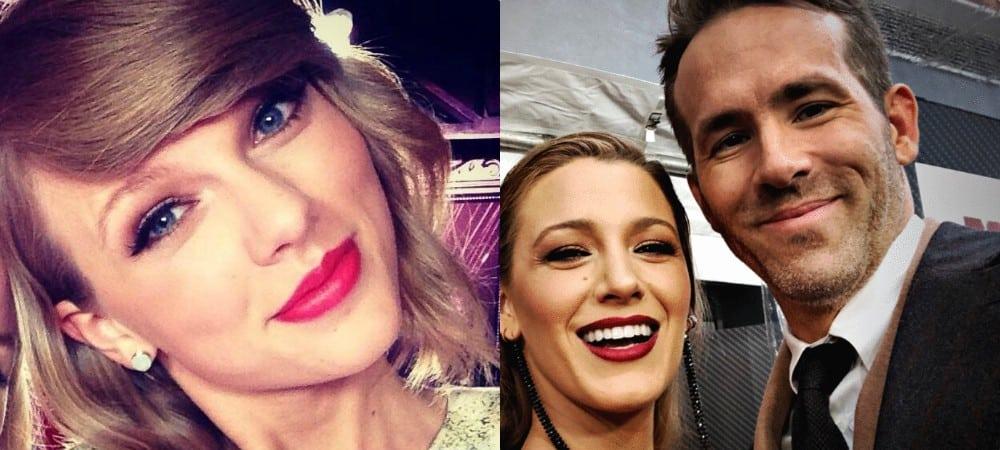 Taylor Swift dévoile le nom du bébé de Blake Lively et Ryan Reynolds !