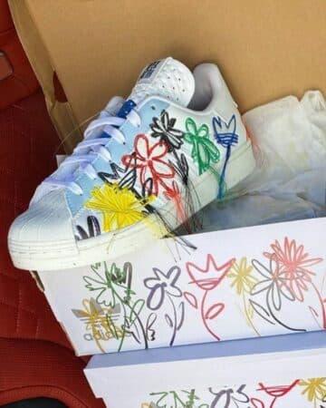 Adidas sort des sneakers vegan et eco-friendly très originales !