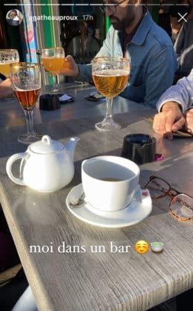 Agathe Auproux dévoile sa boisson préférée au bar et c'est étonnant !