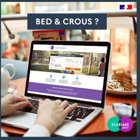 Bed and Crous: la plateforme idéale pour les étudiants en vacances