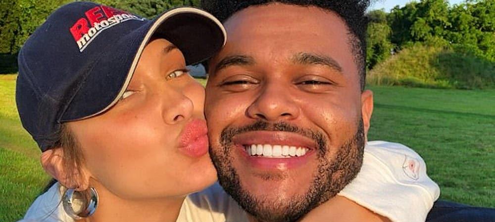 Bella Hadid en bons termes avec The Weeknd après leur rupture 1000