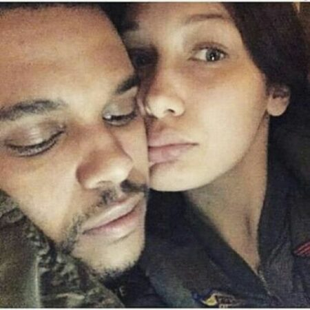 Bella Hadid en bons termes avec The Weeknd après leur rupture 640