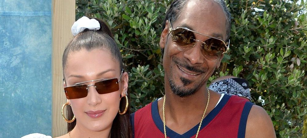 Bella Hadid: mais que prépare-t-elle avec Snoop Dogg ?