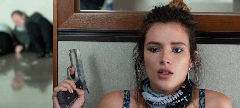 Bella Thorne dévoile un clip très hot que pour ses fans 1000
