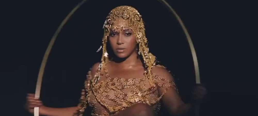 Beyoncé- la chanteuse Adèle soutient Black Is King sur Instagram !