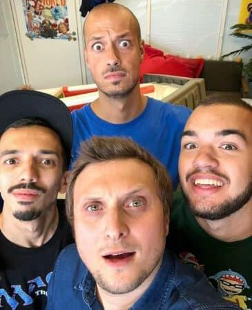 Bigflo, Oli, McFly et Carlito se font un tatouage commun !
