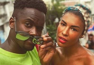 Black M: le chanteur profite de ses vacances à fond !