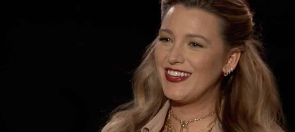 Blake Lively: ce produit de beauté qu'elle ne quitte jamais !