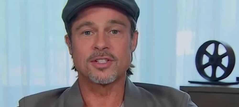 Brad Pitt connaît depuis longtemps sa nouvelle chérie Nicole Poturalski !