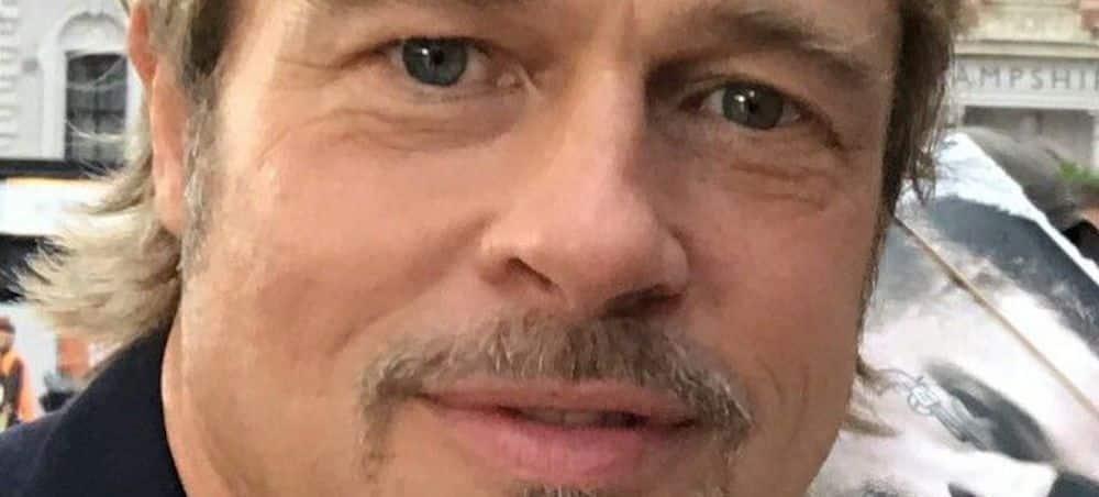 Brad Pitt en couple avec Nicole Poturalski depuis plus de neuf mois ?