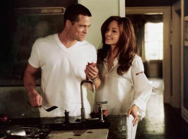 Brad Pitt et Angelina Jolie: un garde du corps balance un gros dossier