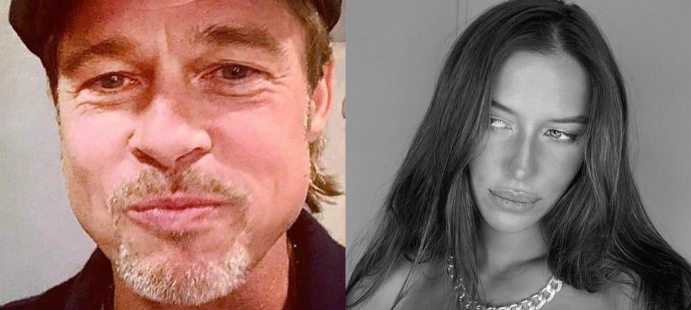 Brad Pitt s'affiche proche d'une mystérieuse jeune femme à Paris !