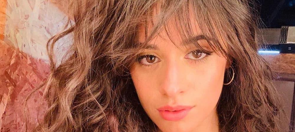 Camila Cabello s'affiche en pleine session musique sur Instagram !