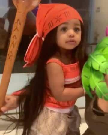 Cardi B: sa fille Kulture chante une chanson Disney et fait craquer la toile !