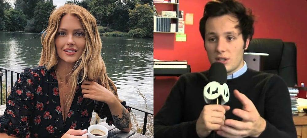 Caroline Receveur moquée par le chanteur Vianney de ses conseils beauté !