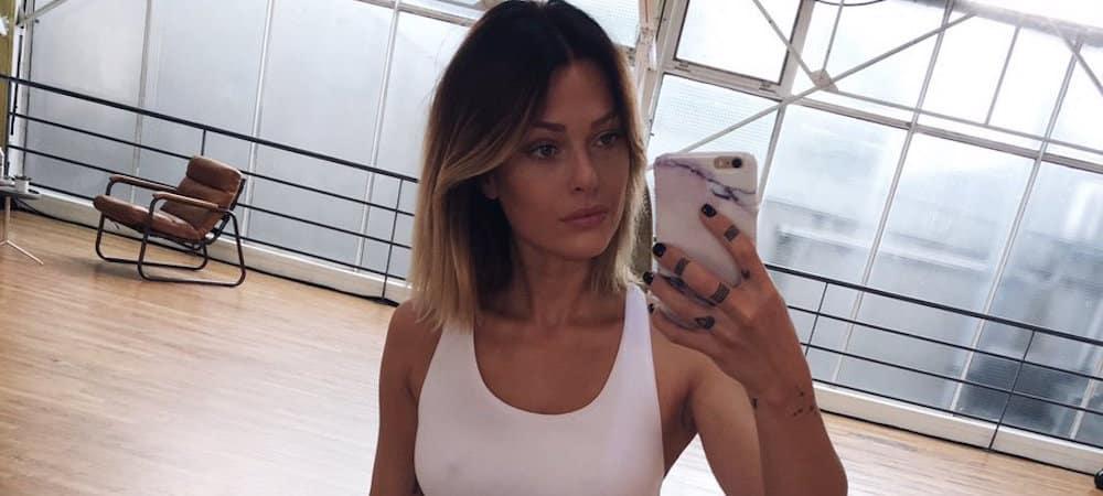 Caroline Receveur s'affiche en pleine séance de sport sur Instagram !