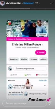 Christina Milian: ses fans français sont de plus en plus nombreux !