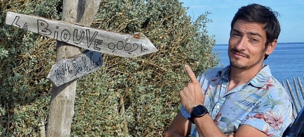 Claude (Koh-Lanta) dévoile un message hilarant pour le début des 4 Terres !