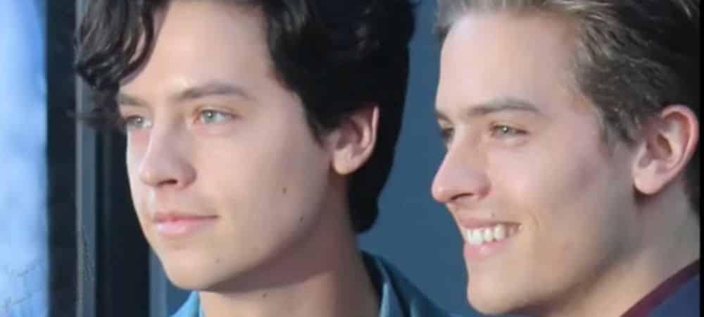 Cole Sprouse et Dylan très complices lors d'une sortie entre frères !