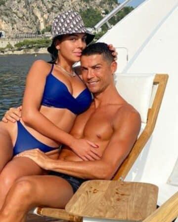 Cristiano Ronaldo fiancé dans le plus grand secret à Georgina ?