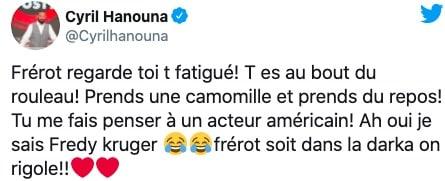 Cyril Hanouna: il ridiculise Arthur et met fin au clash sur Twitter !