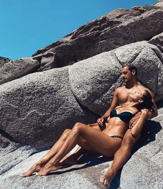 Diego El Glaoui: le chéri d'Iris Mittenaere pose dans un paysage lunaire !