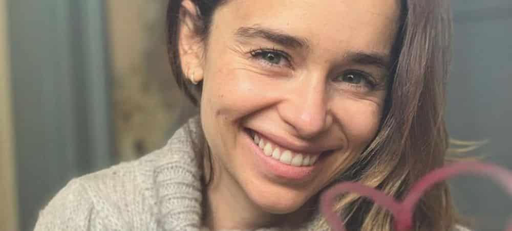 Emilia Clarke: des photos de son escapade italienne dévoilées !