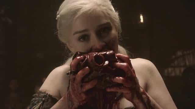 Emilia Clarke (Game of Thrones) raconte une anecdote écœurante 640
