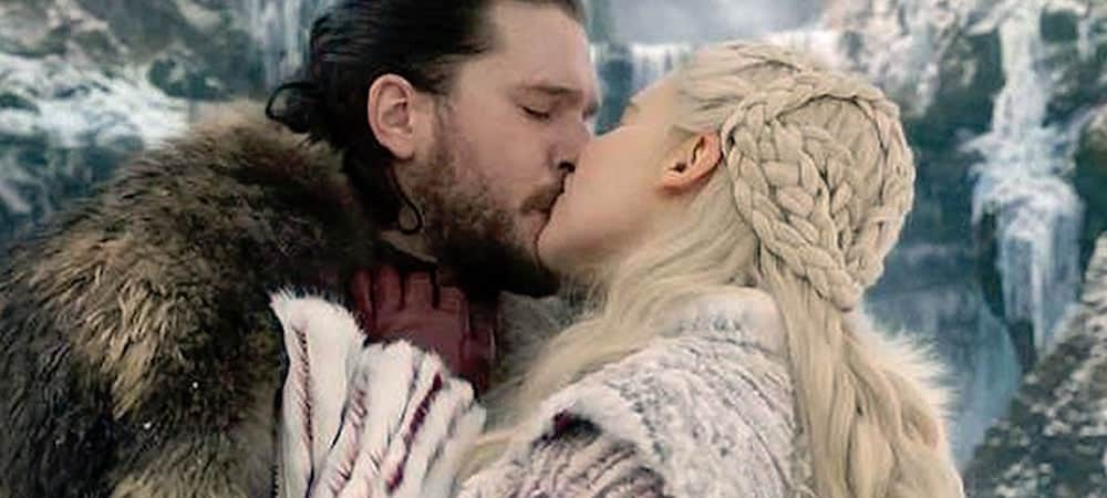 Game of Thrones: à quoi ressemblerait le bébé de Daenerys et Jon Snow ?