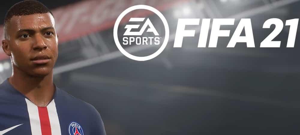 FIFA 21: le gameplay se dévoile en vidéo !
