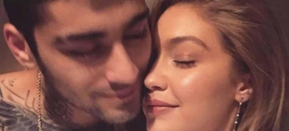 Gigi Hadid: cet adorable surnom qu'elle donne à Zayn Malik !