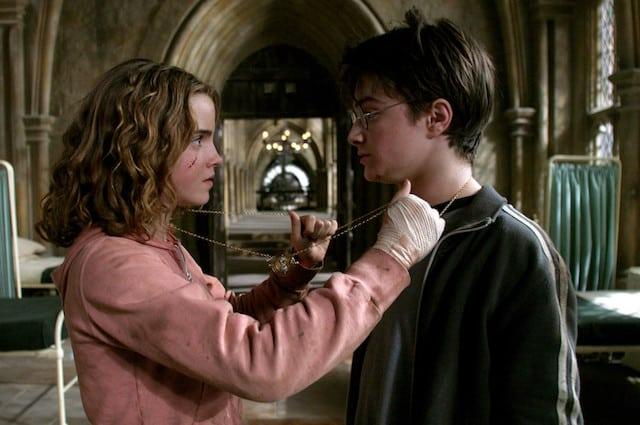 Harry Potter et Hermione Granger: un beau couple à l'écran ?