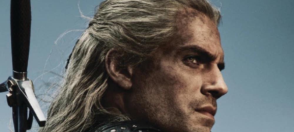 Henry Cavill s'affiche sur le tournage de la saison 2 de The Witcher !